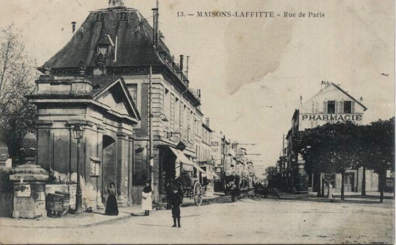 Maison Laffitte