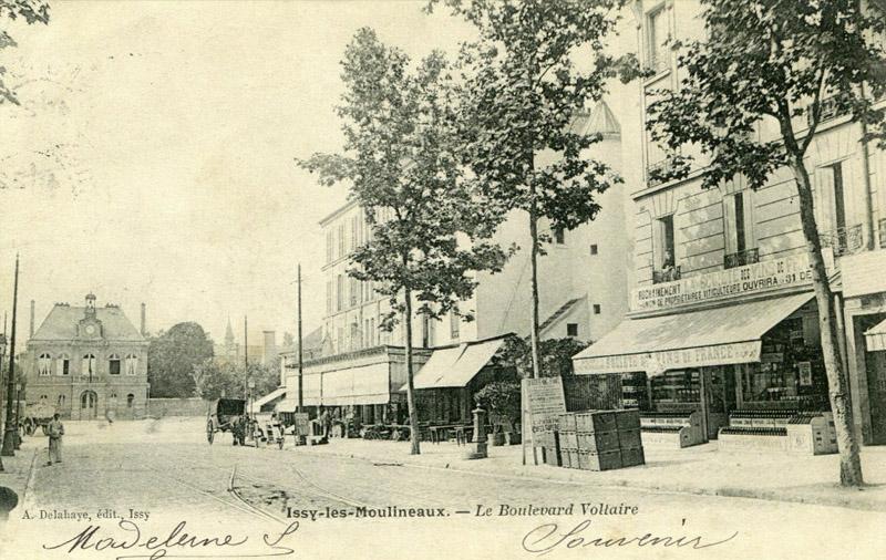 Issy Les Moulineaux